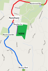 How To Get To Newbury - Detail Beaches Lane